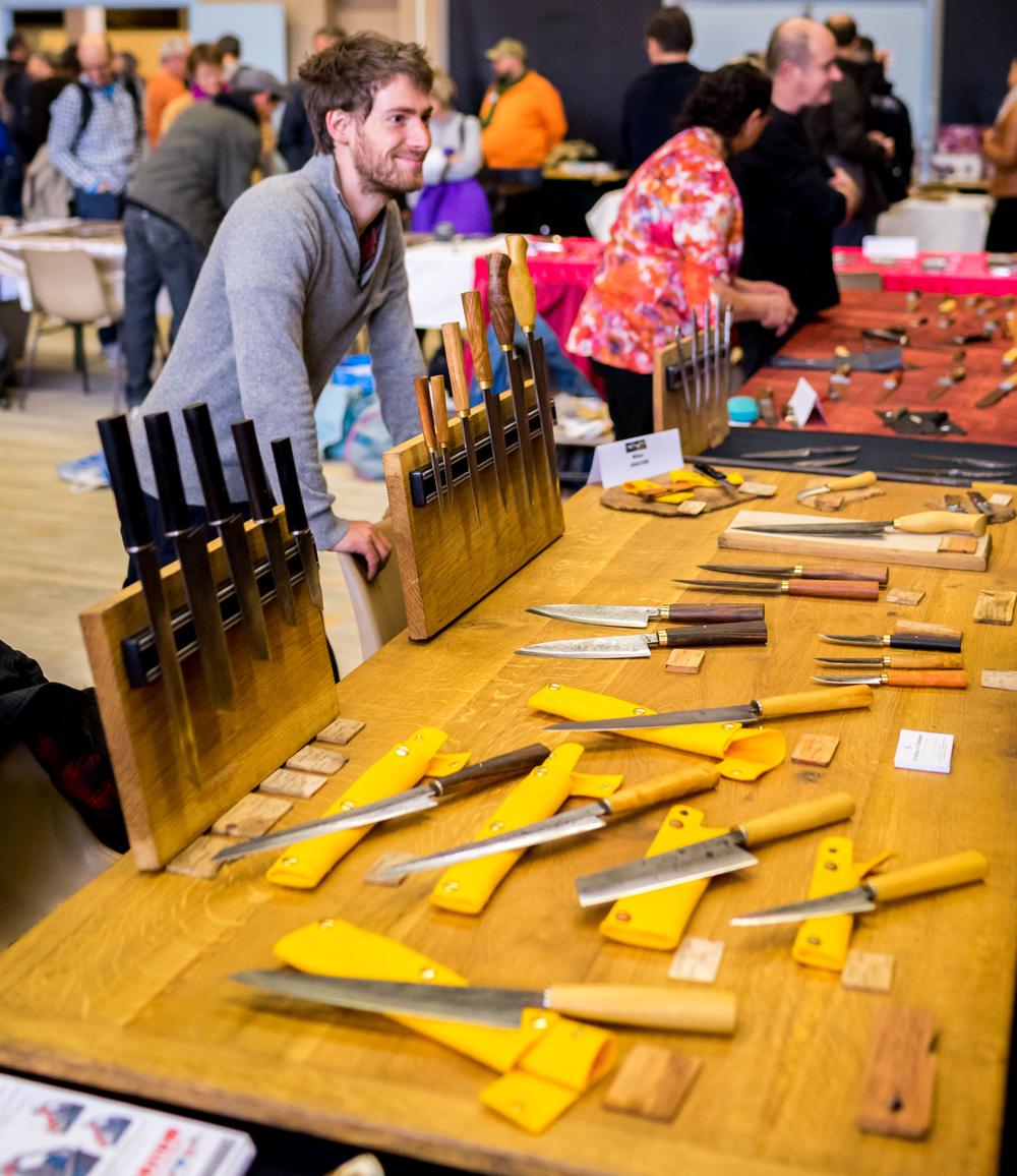 Salon du couteau d'art