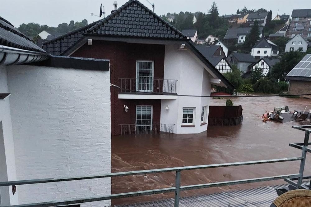 Inondations Mechernich