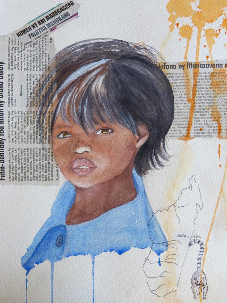 Exposition artistique de Jacquelin Perroud