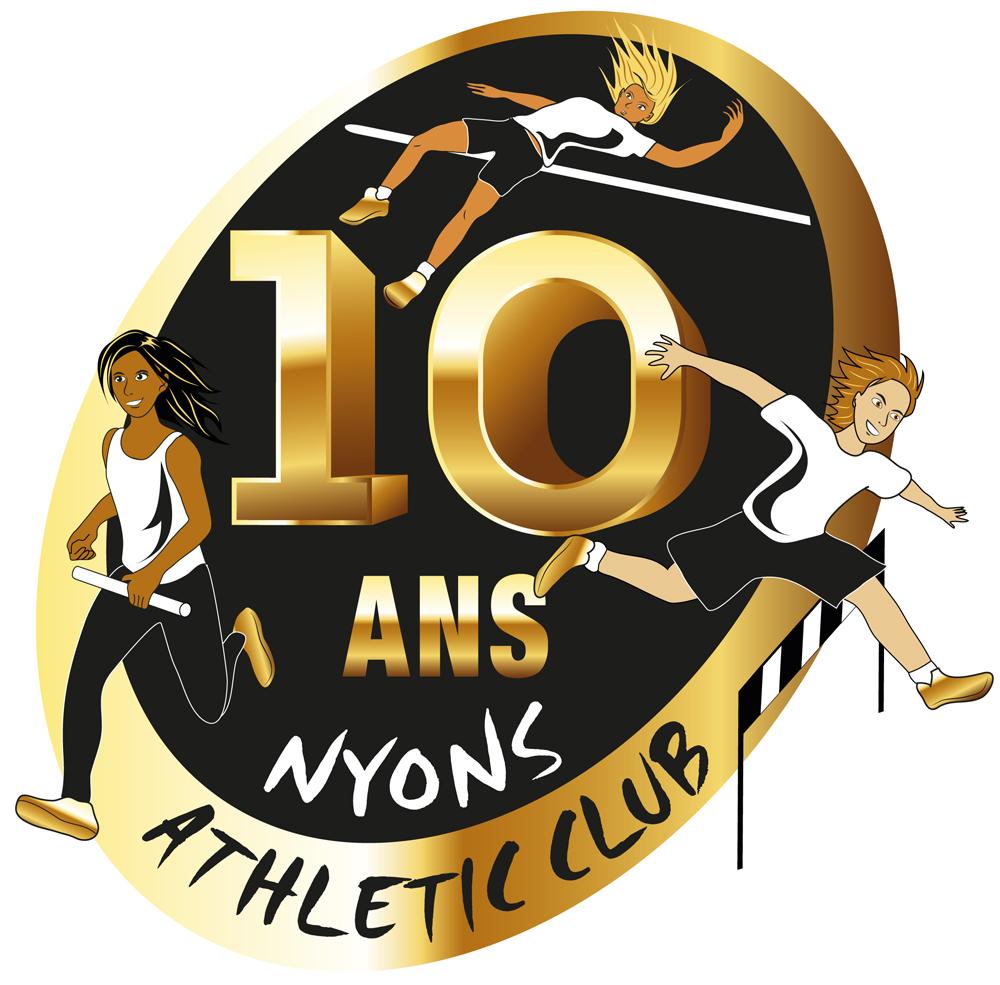 10 ans du Nyons Athletic Club