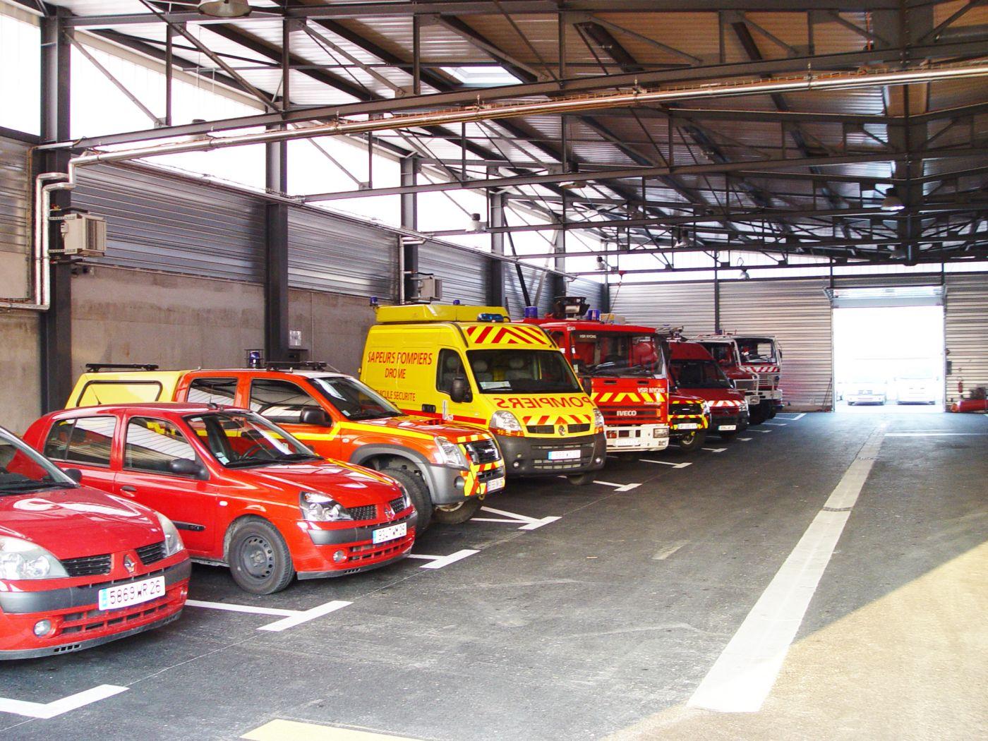 Sapeurs Pompiers Ville De Nyons